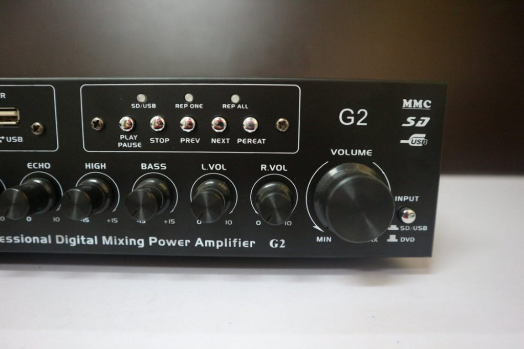 AMPLY GROMAX G2 SWIFTLETS AMPLIFIER